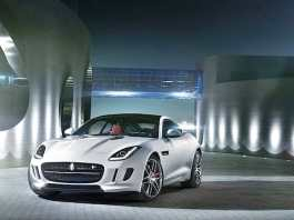 2015 Jaguar F-Type R V8 Coupe Review