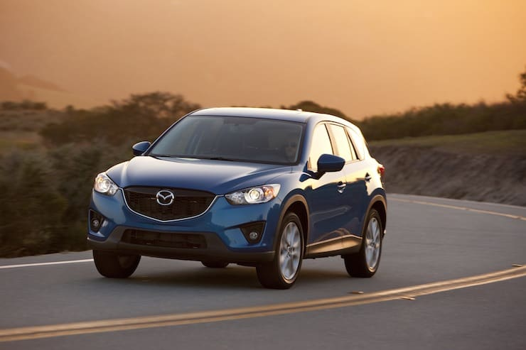 2015 Mazda CX-5 GT Review