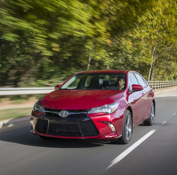 2015 Toyota Camry Review