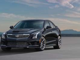 2016 Cadillac ATS-V Global Debut