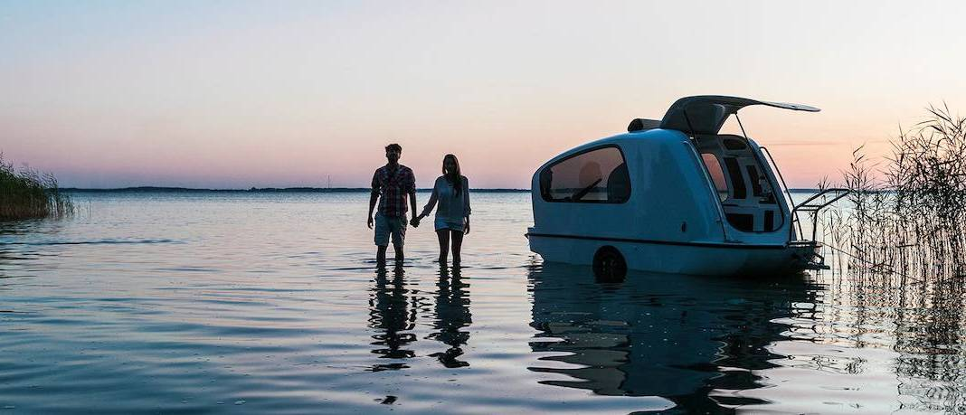 best campers and travel trailers