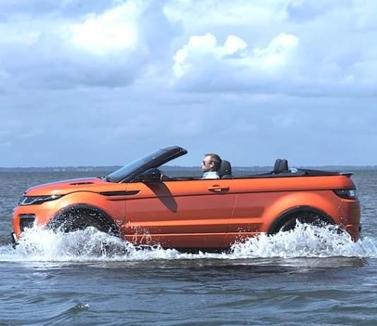 evoque convertible