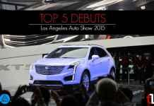 la auto show 2015