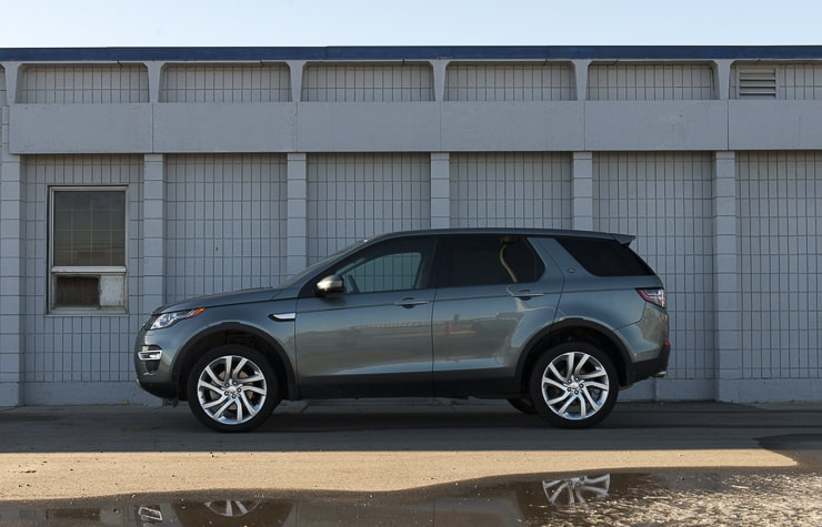 2016 Land Rover Discovery Sport HSE LUX-13