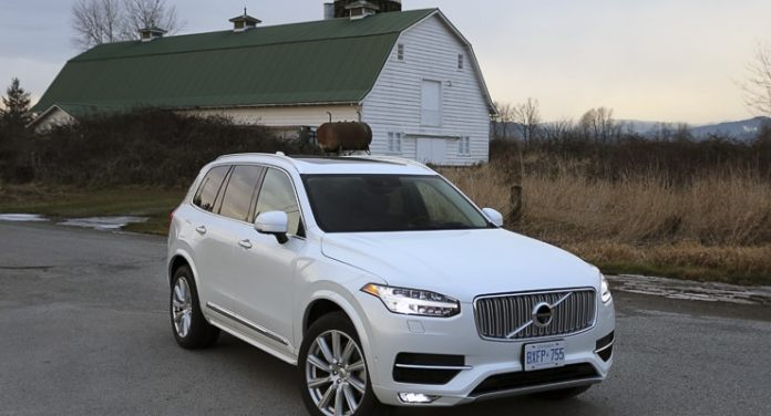 2016 Volvo XC90 Inscription Review (25 of 25)