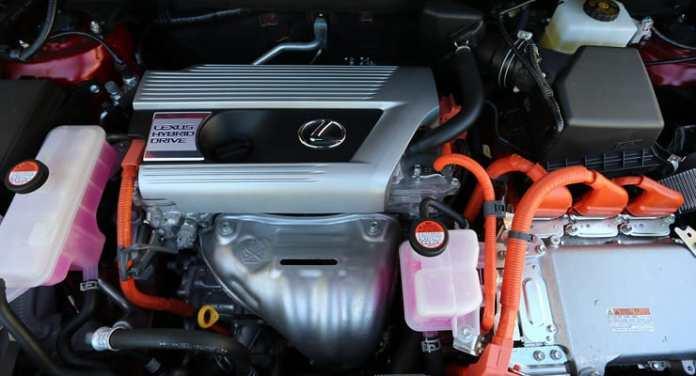 Lexus_NX300h_Motor