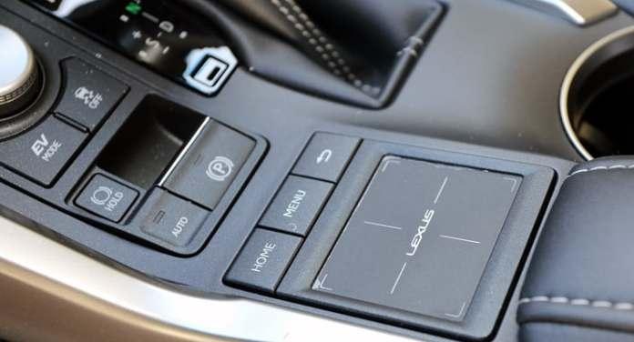 Lexus_NX300h_TouchpadController