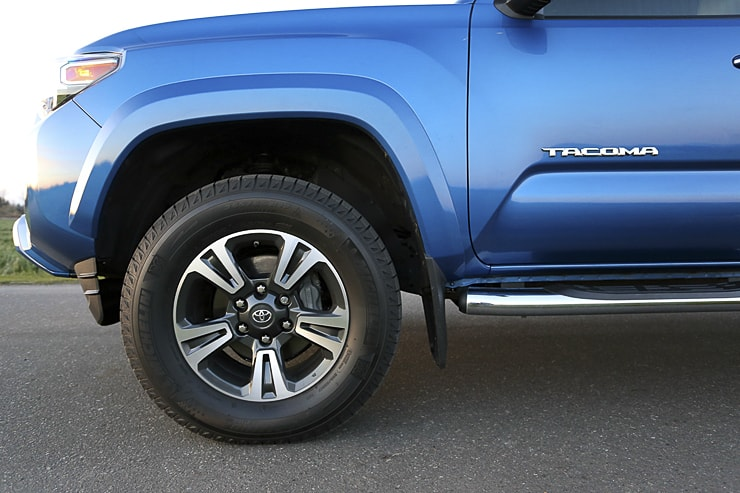 2016 toyota tacoma 4×4 double cab review (11 of 11)