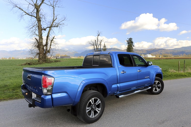 2016 toyota tacoma 4×4 double cab review (4 of 11)