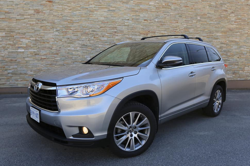 2016 toyota highlander xle review (17 of 17)