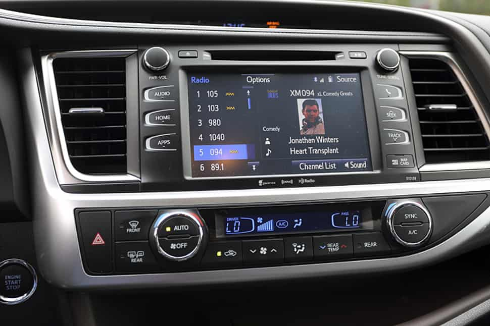 2016 toyota highlander xle review (6 of 17)