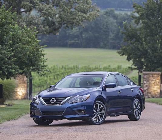 2016 Nissan Altima SR review