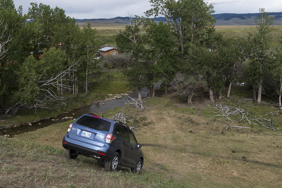2017 Subaru Forester Review (20 of 22)