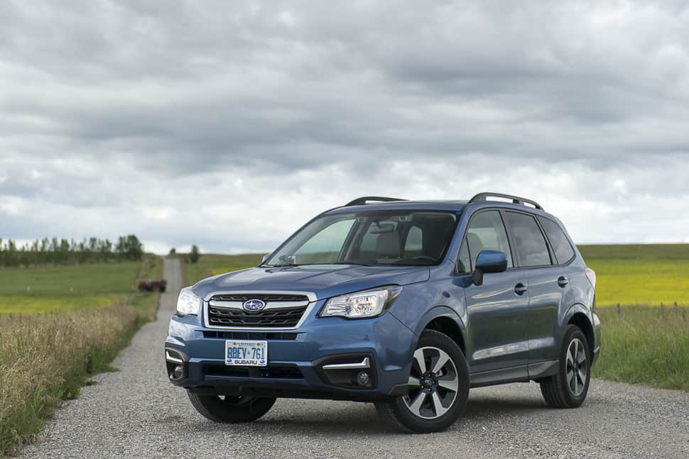 2017 Subaru Forester Review (4 of 22)