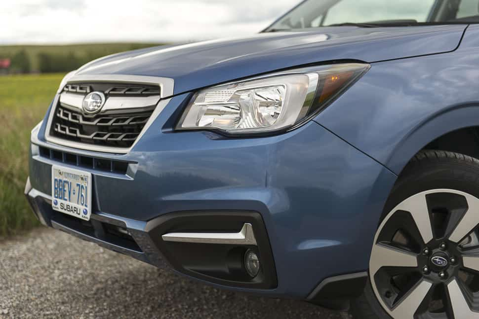 2017 Subaru Forester Review (5 of 22)