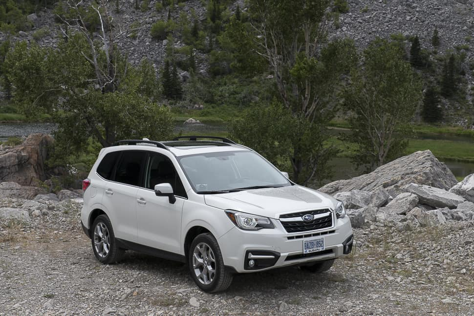 2017 Subaru Forester Review (7 of 22)