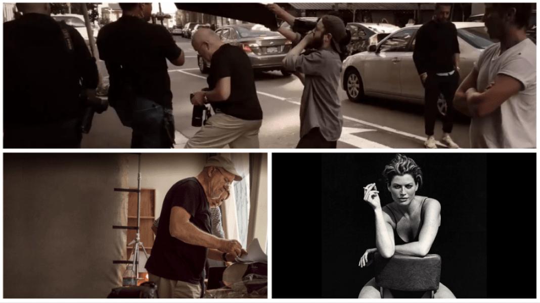 2017 pirelli calendar behind the scenes
