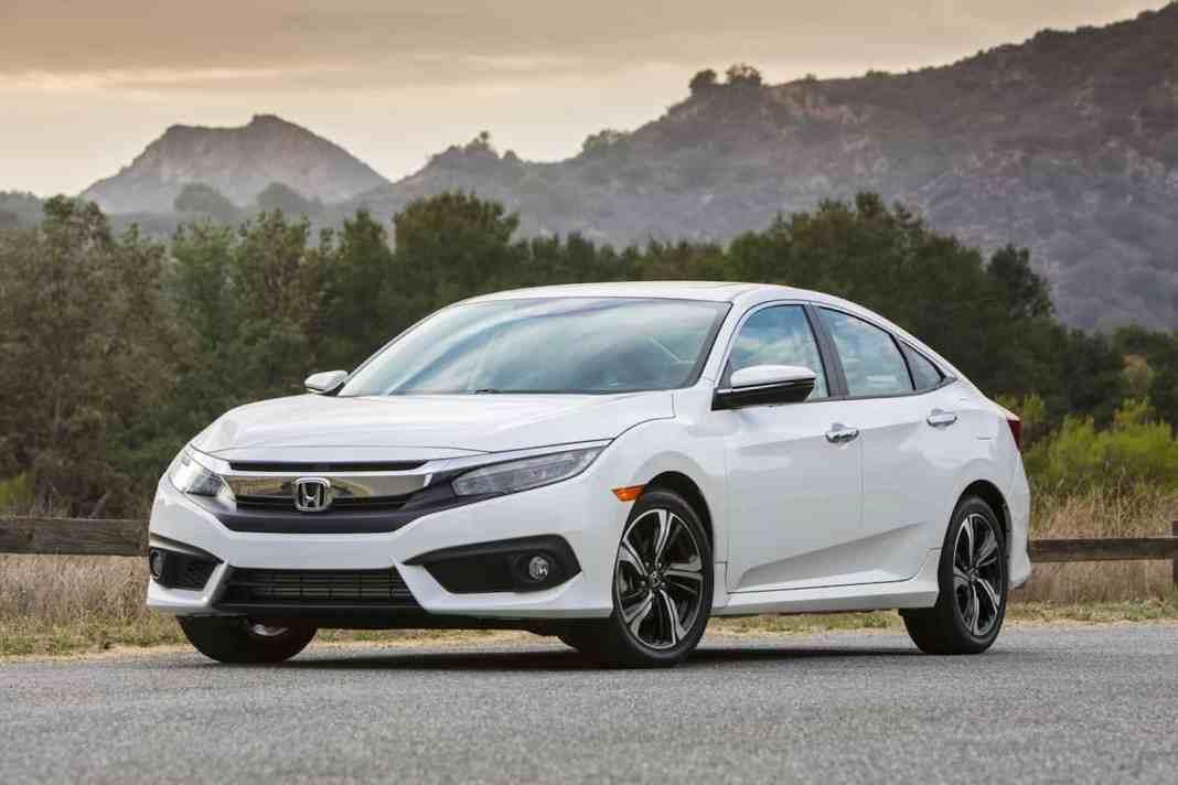 2016 Honda Civic touring review