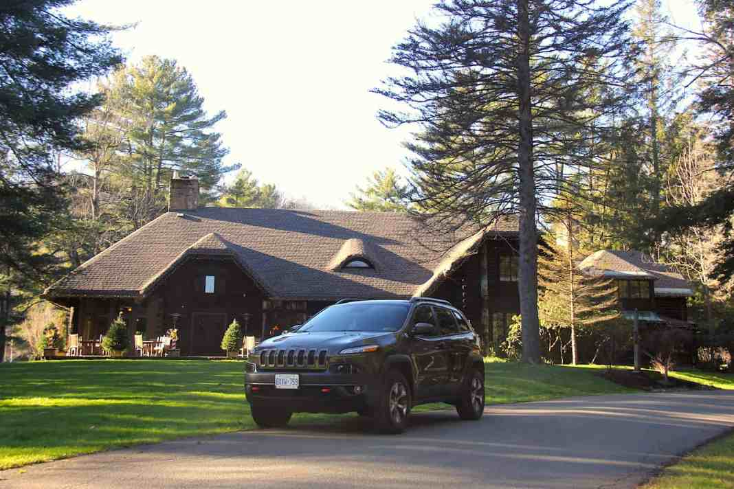 2016 jeep cherokee trailhawk trail rated lead shot
