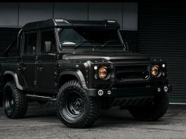 Land Rover Defender 110 Pickup Project Kahn 1