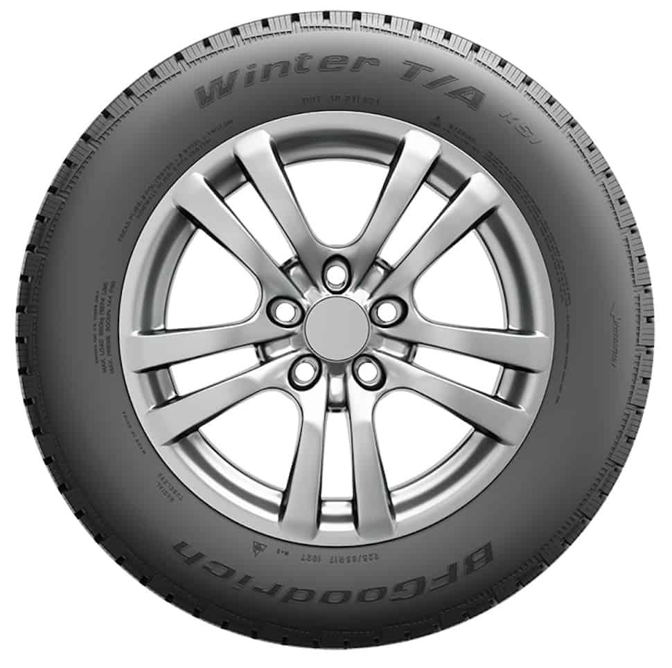 BFGoodrich Winter T:A KSI Tire review