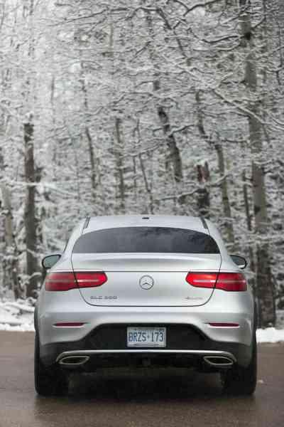 2017 Mercedes-Benz GLC300