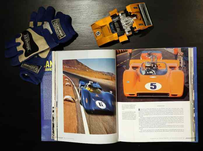 CAN AM 50TH ANNIVERSARY – FLAT OUT WITH NORTH AMERICA'S GREATEST RACE SERIES 1966-74