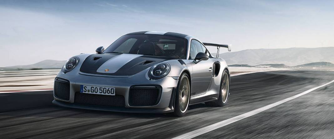 2018 Porsche 911 GT2 RS front rolling copy