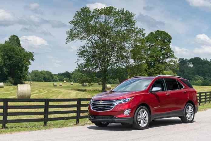 2018 chevy equinox 2.0l turbo review amee reehal