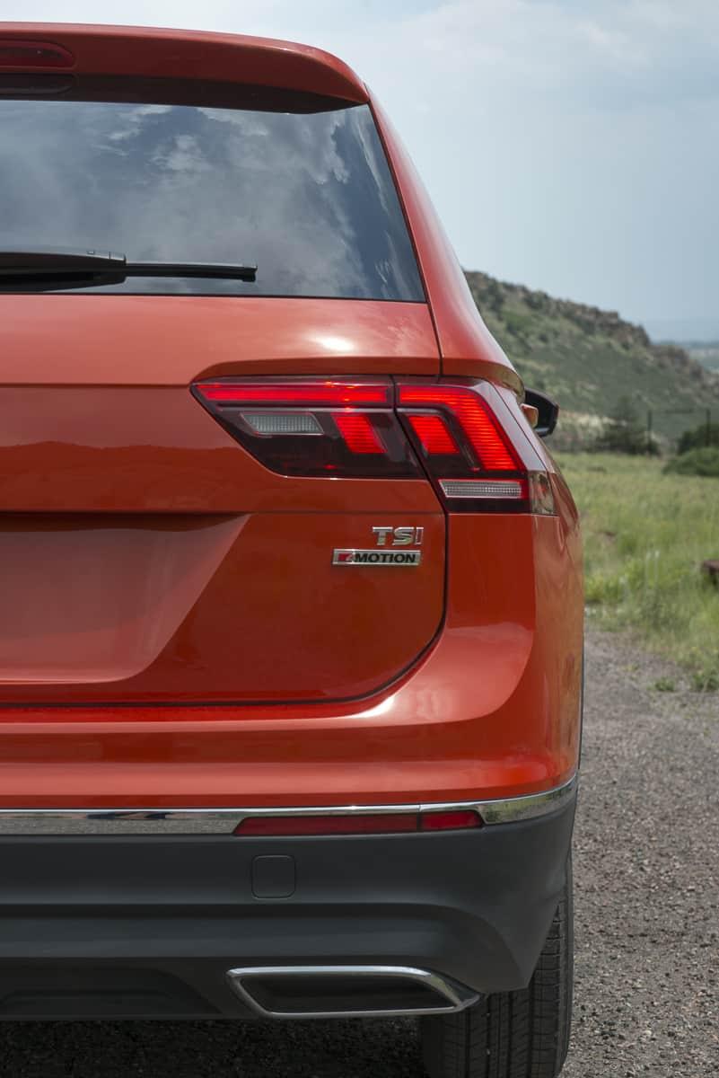 2018 Volkswagen Tiguan Review amee reehal
