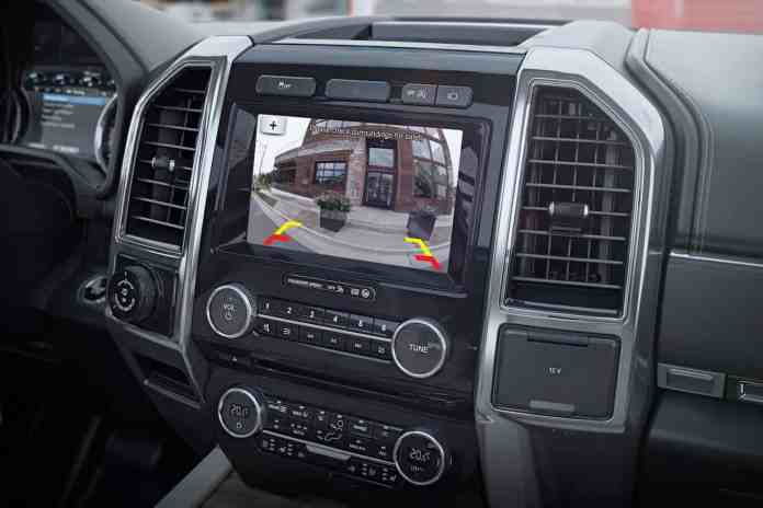 2018 ford expedition 360 degree camera