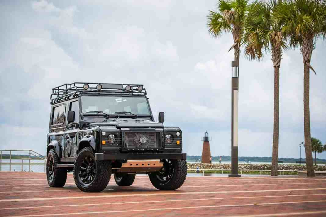 Project Blackout East Coast Defender front