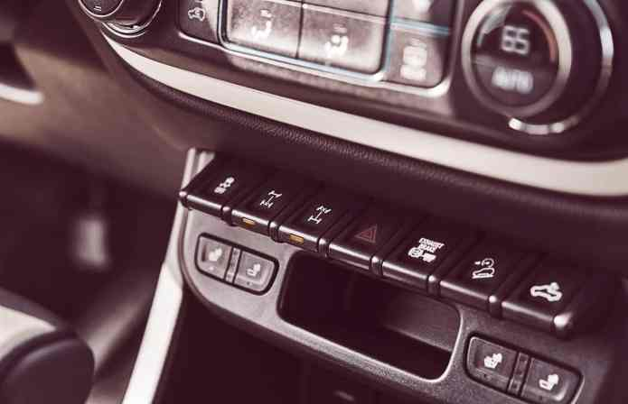 2017 chevrolet colorado zr2 off road controls