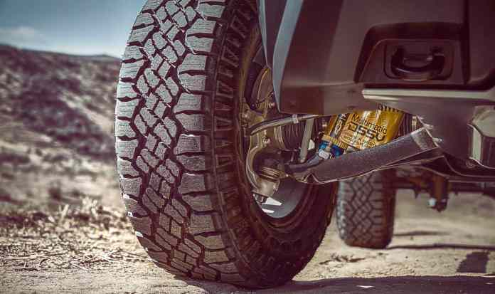 2017 chevrolet colorado zr2 shocks