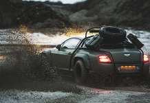 Bentley Continental GT Rally Edition