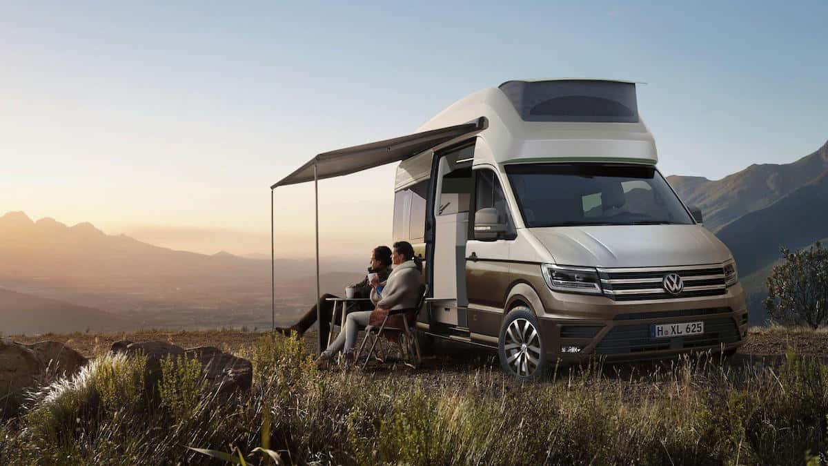 Dream Camper: Volkswagen's Super-sized California XXL Concept
