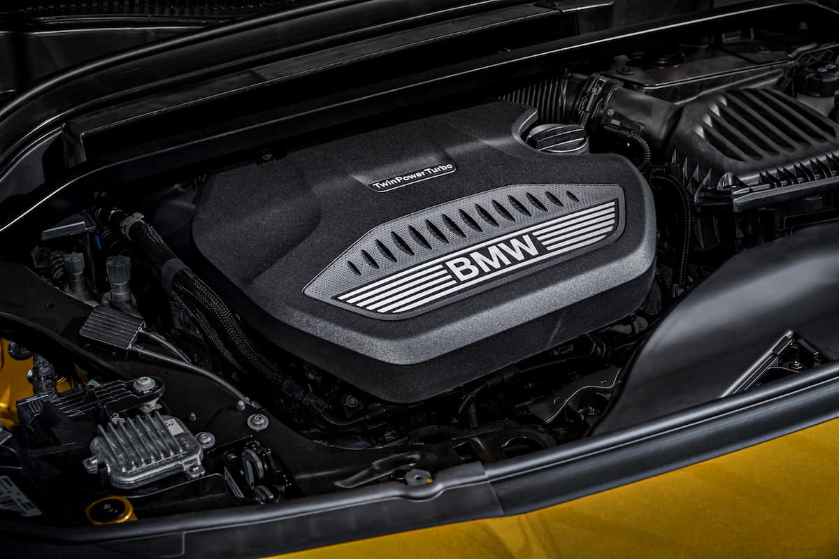 2018 bmw x2 crossover engine