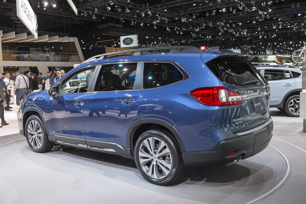 The New Subaru SUV Is Here 2019 Ascent Release Date Set