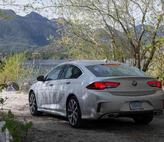 2018 buick regal gs review amee reehal