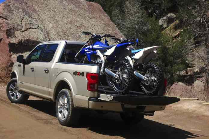2018 ford f-150 powerstroke diesel review