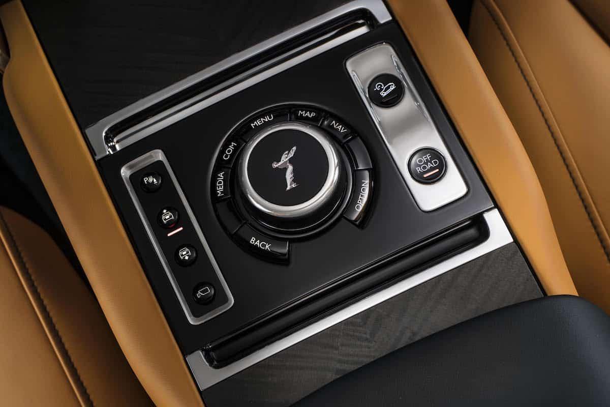 2019 Roll-Royce Cullinan SUV 11