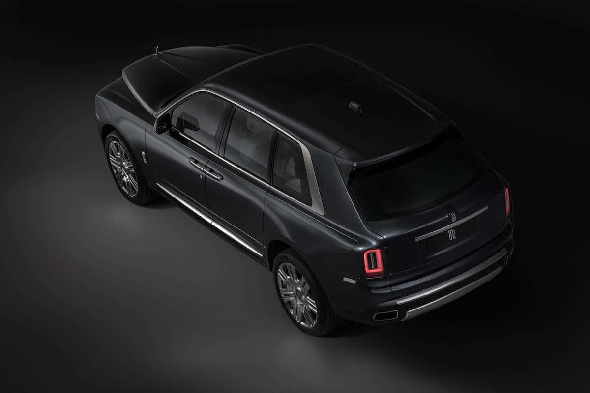 2019 Roll-Royce Cullinan SUV 15