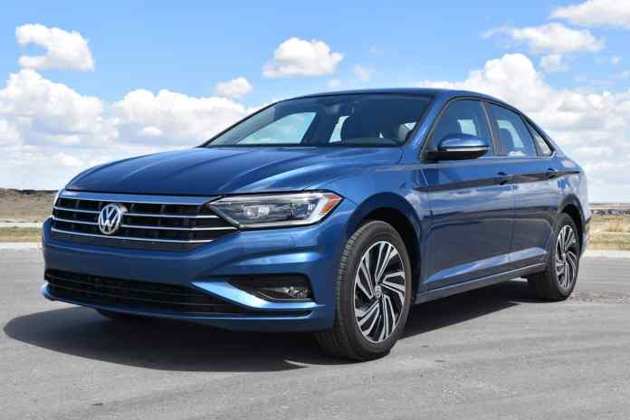 2019 VW Jetta Execline Review 3