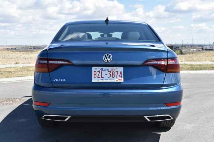 2019 VW Jetta Execline Review 6
