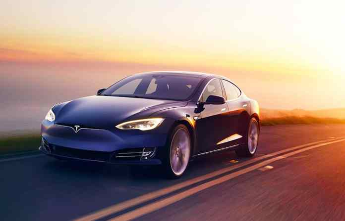 are all tesla cars electric?