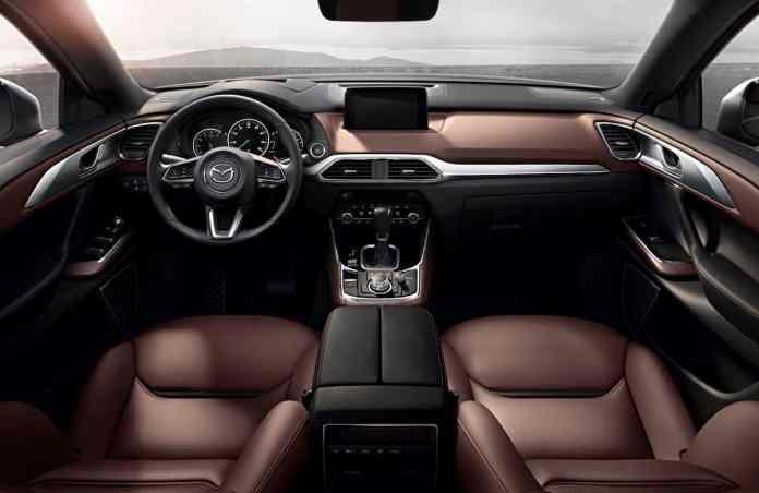 2019_Mazda_CX-9 interior
