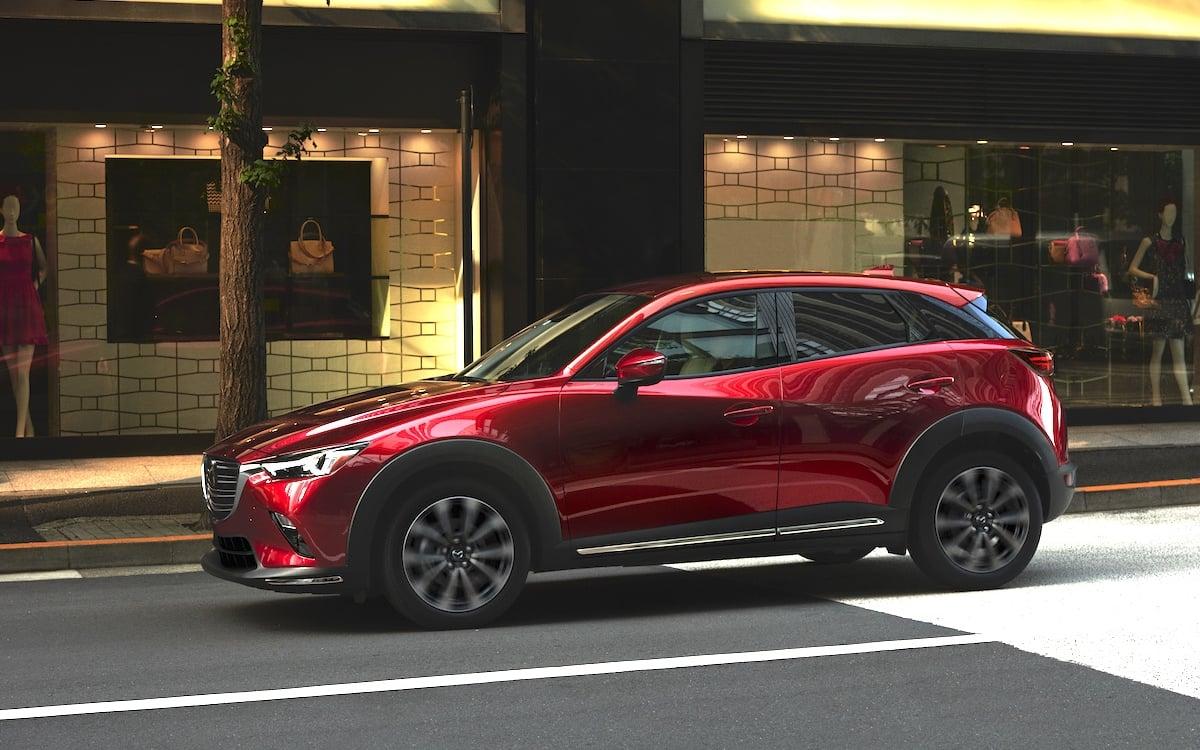 2019 Mazda CX-3 Review 1