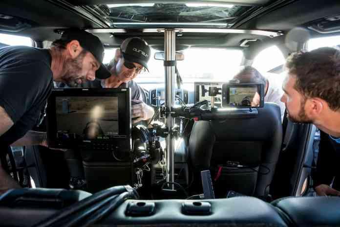 2019 Ford Edge ST Camera Car inside cabin