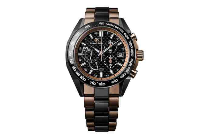 Grand Seiko Sports Collection Spring-Drive Chronograph watch