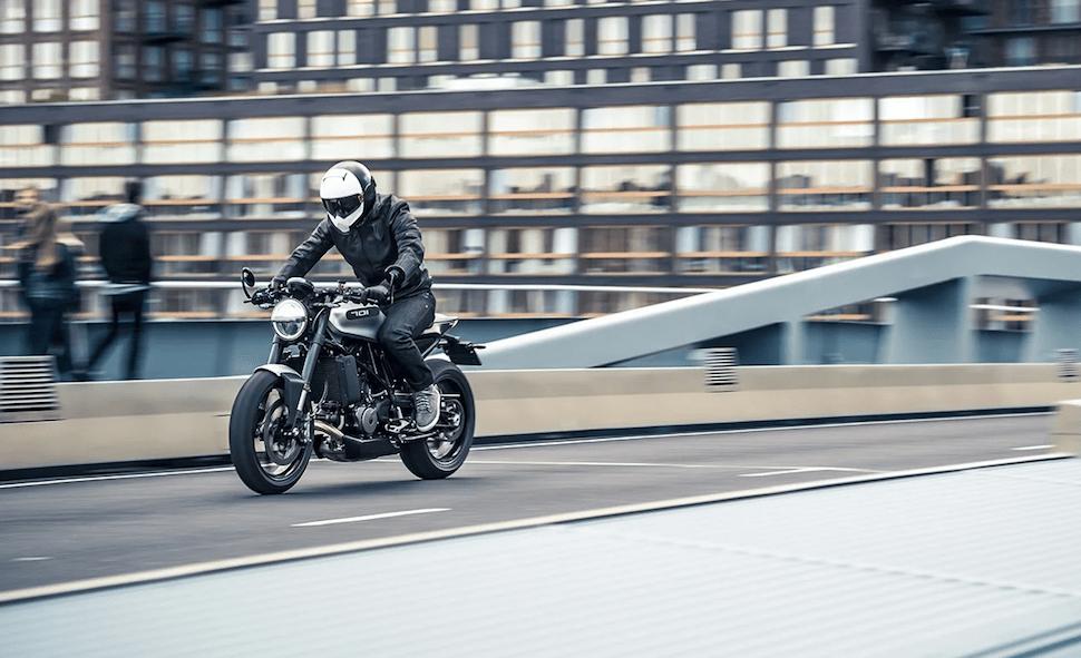 Husqvarna Vitpilen 401 best beginner motorcycles